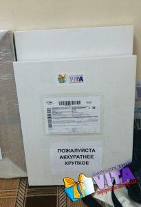 Новая упаковка Vita Studio